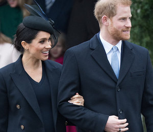 Меган Маркл и принц Гарри проведут День святого Валентина вдалеке друг от друга