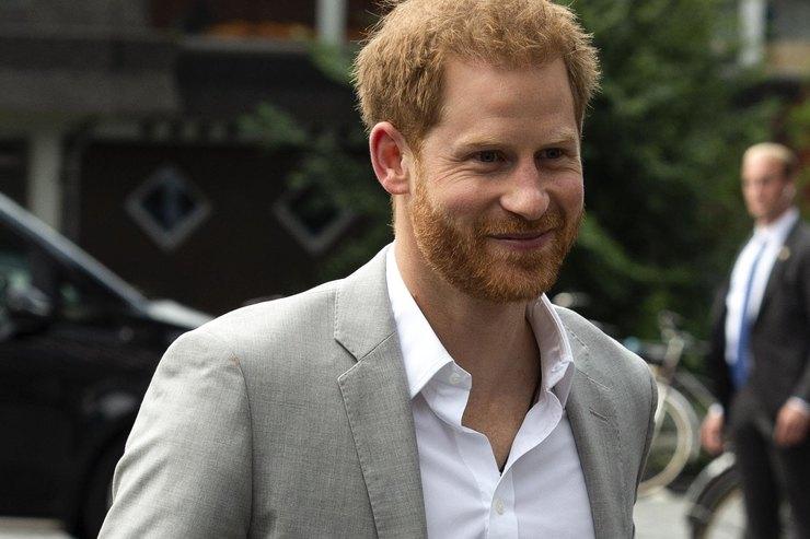 Принц Гарри нарушил ту же королевскую традицию, что иМеган Маркл