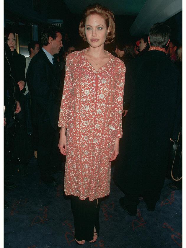 анджелина джоли фото 1998
