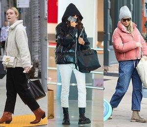 Самые модные зимние ботинки 2020: какие модели носят Ирина Шейк, Кэти Холмс и другие звезды