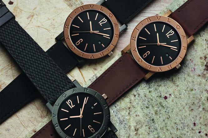 Часы Bvlgari Bvlgari: легендарный дизайн вновом исполнении