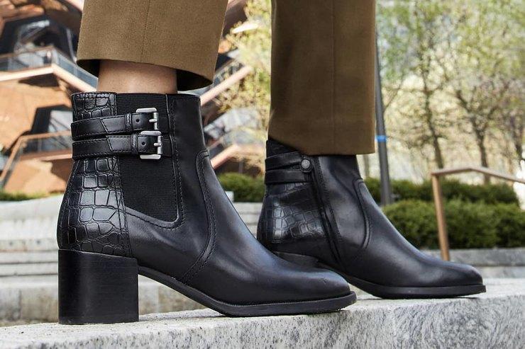 Покоряя город: стильная обувь наосень длятех, кто много ходит пешком