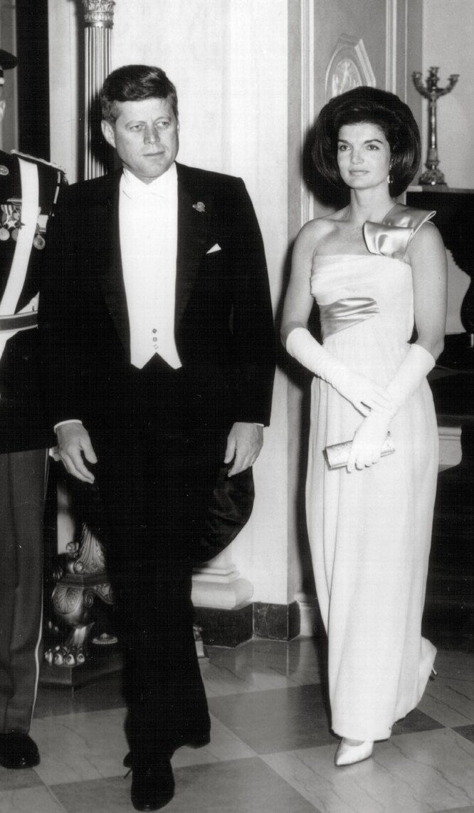 Жаклин Кеннеди в 60-х