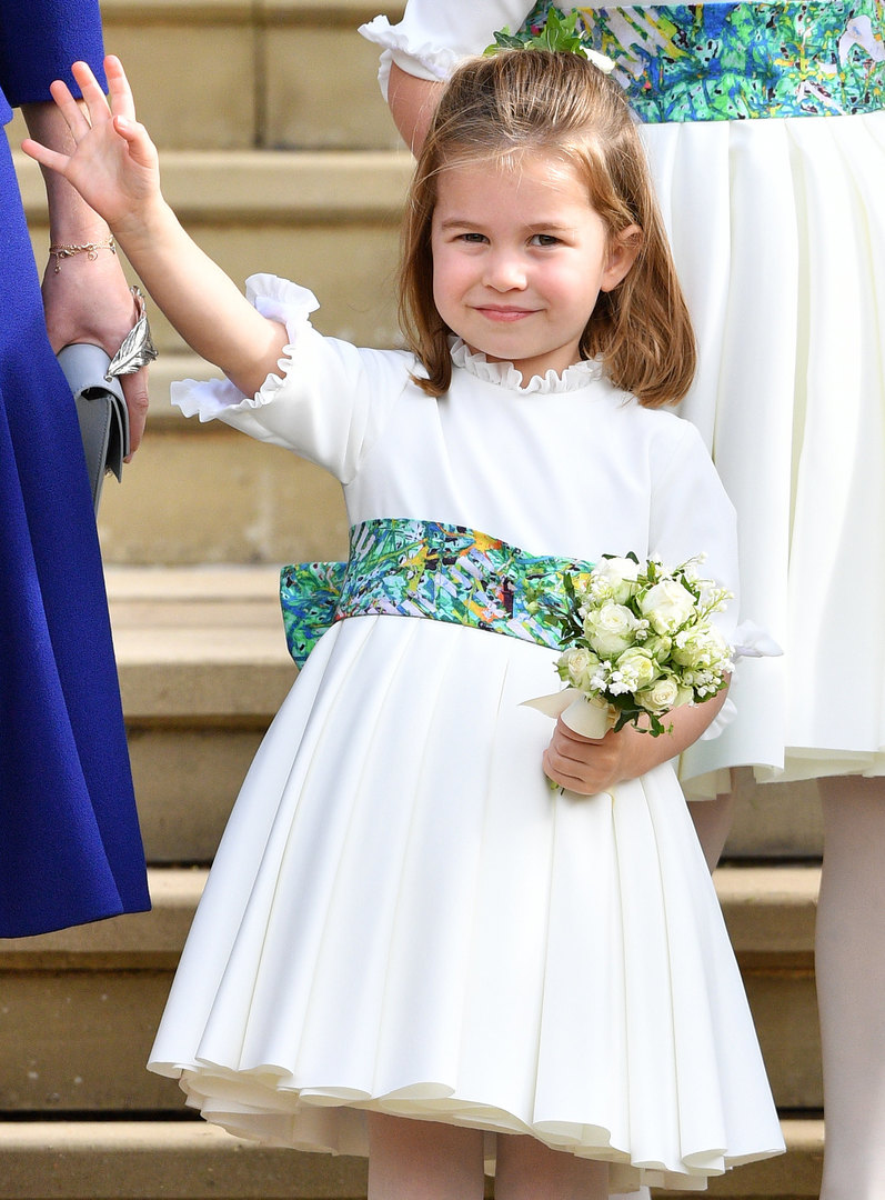 Принцесса Шарлотта,