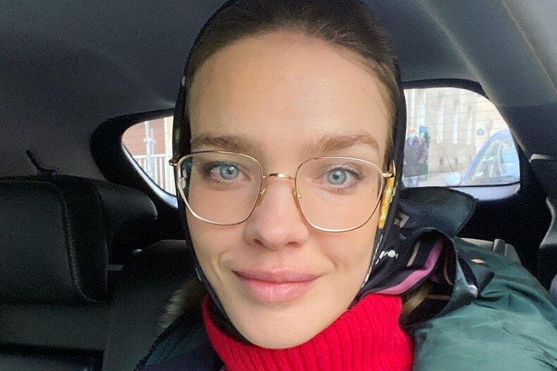 Наталья Водянова показала очаровательных старших детей имилого нового члена семьи