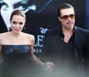 Брэд Питт считает, что Анджелина Джоли его предала