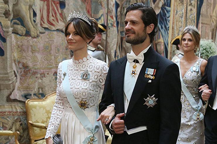 Шведская принцесса вдохновилась образами Кейт Миддлтон иПэрис Хилтон