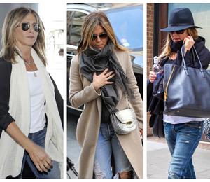 Королева денима: носим джинсы и в пир, и в мир, как Дженнифер Энистон