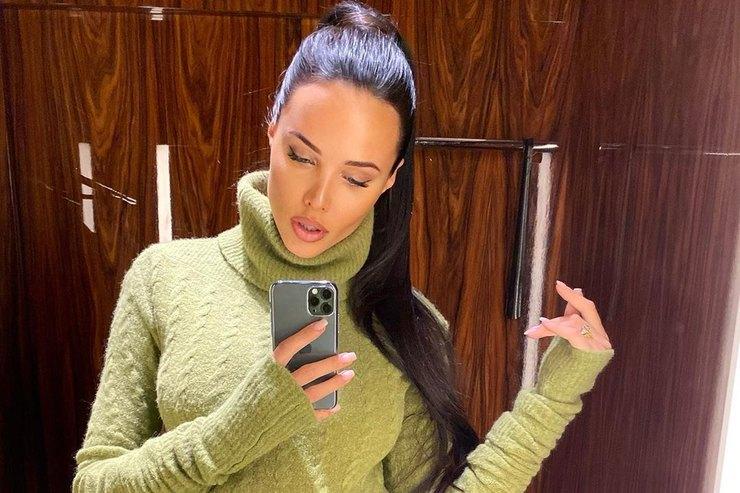 Анастасия Решетова призналась, что на9-м месяце представляла себя другой
