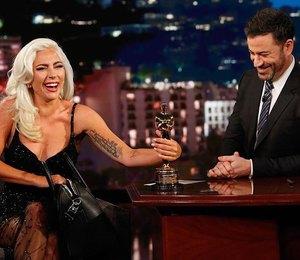 Леди Гага впервые прокомментировала роман с Брэдли Купером: «Мы вас обманули!»