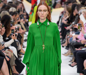 Французская раскраска: трендовые оттенки Недели Моды в Париже Весна-Лето 2020