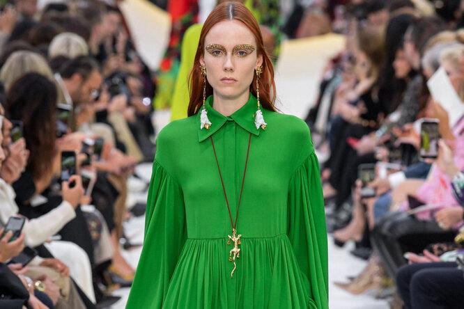 Французская раскраска: трендовые оттенки Недели Моды вПариже Весна-Лето 2020