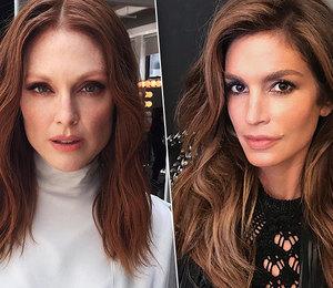 Как выглядеть моложе спомощью макияжа? Показывает визажист Синди Кроуфорд