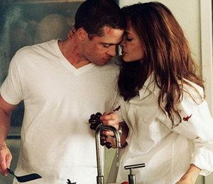Джоли запретила Питту сниматься в постельных сценах