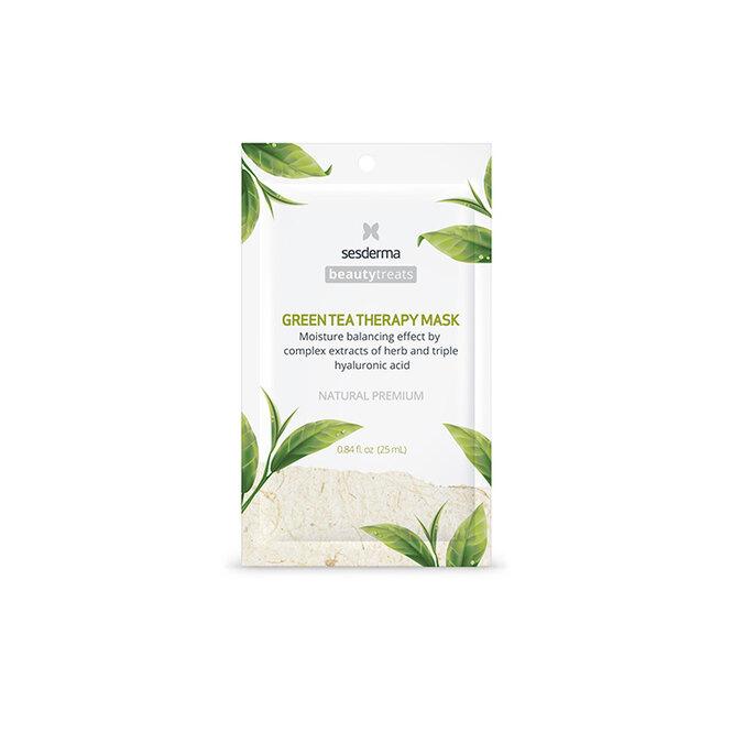 Beautytreats Green  Tea Therapy Mask, Sesderma