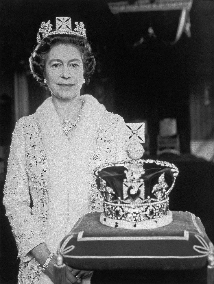 Королева Елизавета II, 1978 год