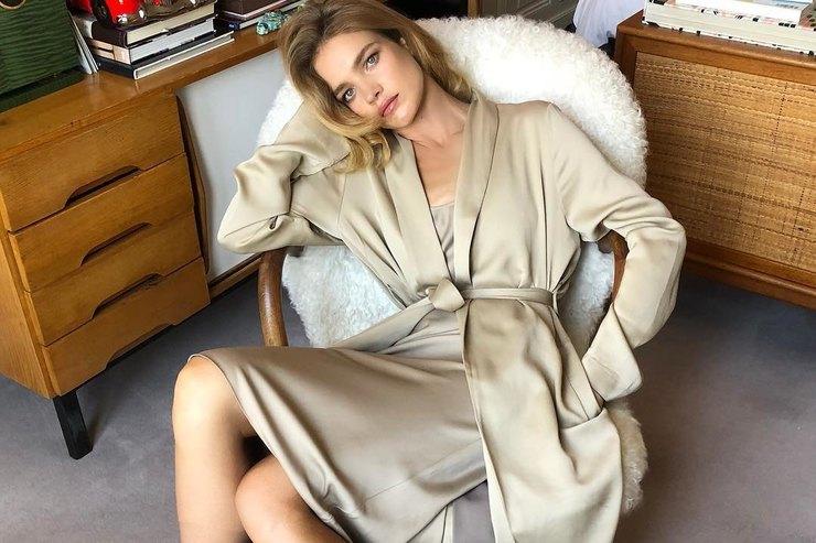 Наталья Водянова рассказала, почему нестала «ангелом» Victoria's Secret
