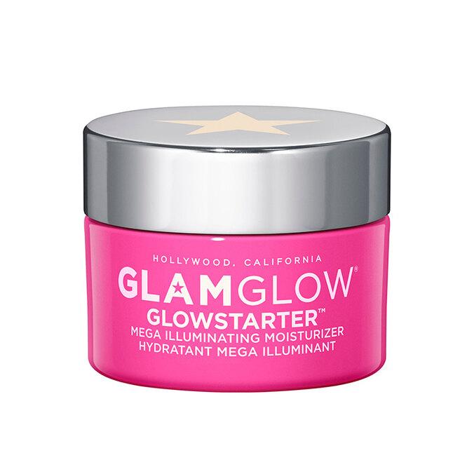 Увлажняющий крем с эффектом сияния  Glowstarter, Glamglow