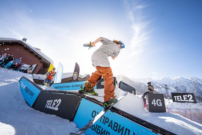 Tinkoff Rosafest 2020: крути любовь иградусы насамом снежном фестивале