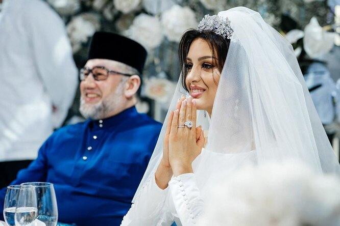 «Она страшный человек»: экс-король Малайзии раскрыл правду обОксане Воеводиной