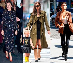 Королевы в Zara, супермодели в Topshop: кто из звезд обожает одеваться в масс-маркете