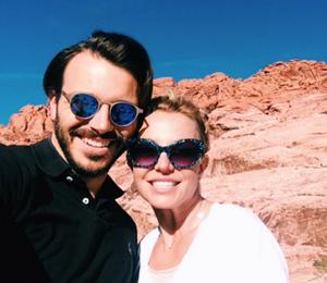 Бритни Спирс и Чарли Эберсол: на этот раз все серьезно