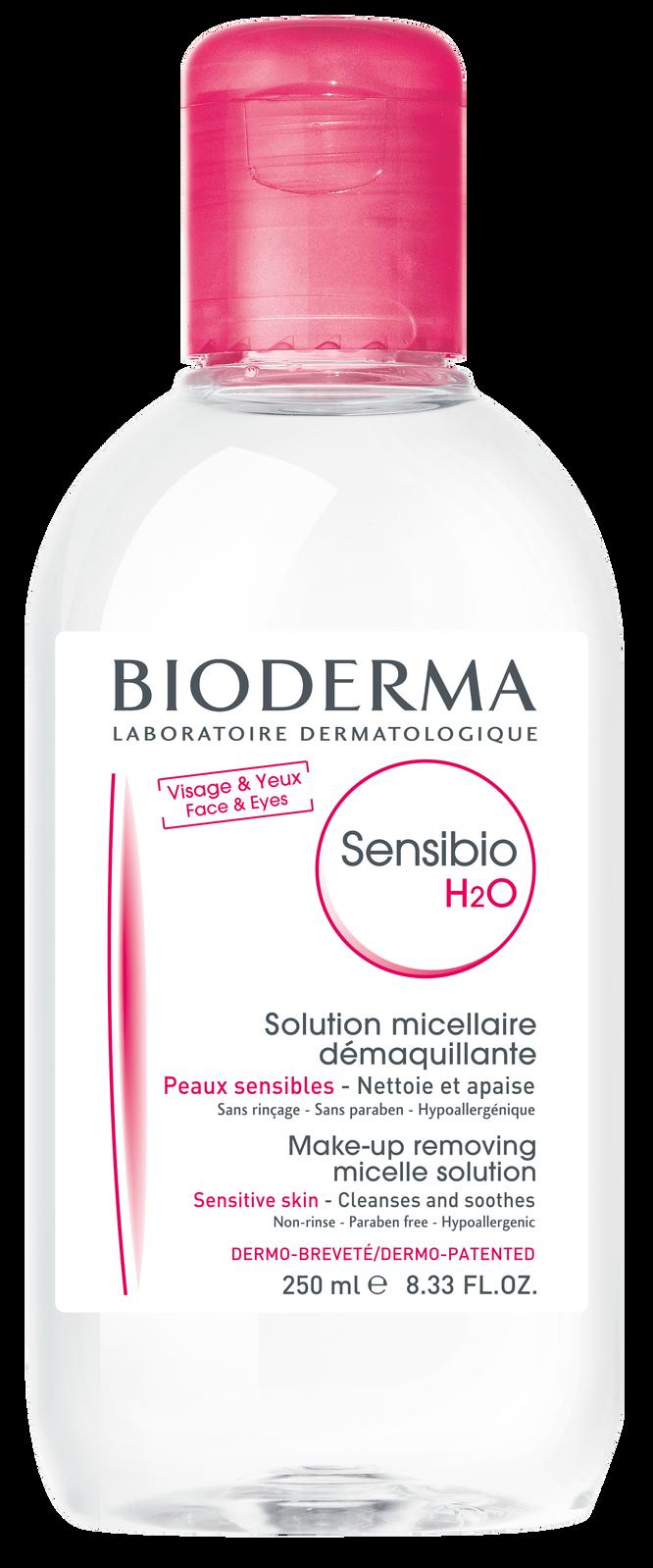 Мицеллярная вода Sensibio H2O — для снятия макияжа