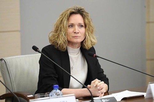 Мария Киселева - депутат Московской городской думы