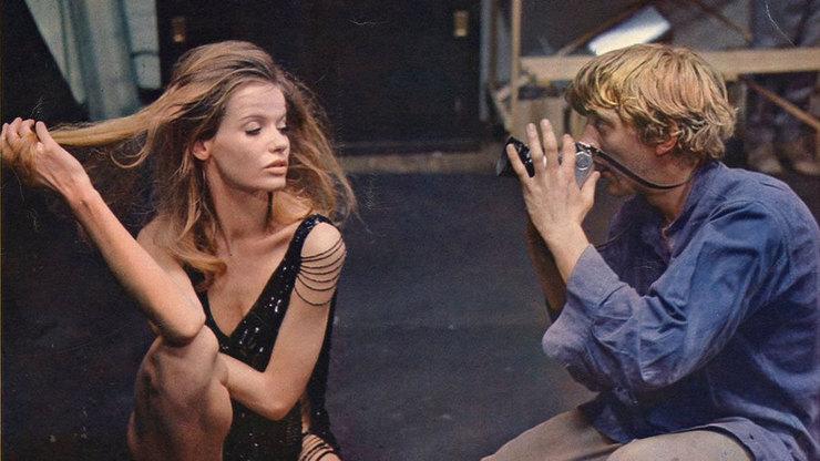 «Фотоувеличение» (1966), реж. Микеланджело Антониони