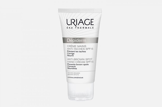 Depiderm Anti-Brown Spot Hand Cream, Uriage