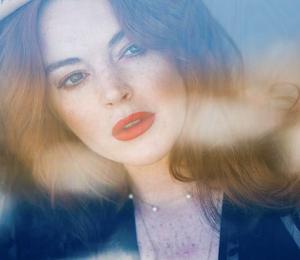 Линдси Лохан поделилась архивным фото с Анджелиной Джоли и Мерил Стрип