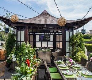 Bamboo.Bar отпразднует свое 10-летие