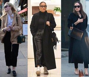 6 способов носить строгие черные брюки вне офиса — и не выглядеть скучно