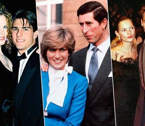 В День всех влюбленных вспоминаем самые яркие пары Голливуда