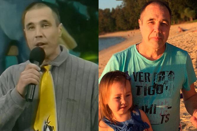 Дмитрий Соколов в квн и сейчас