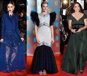 От платья греческой богини до смокинга: 5 самых красивых платьев премии BAFTA