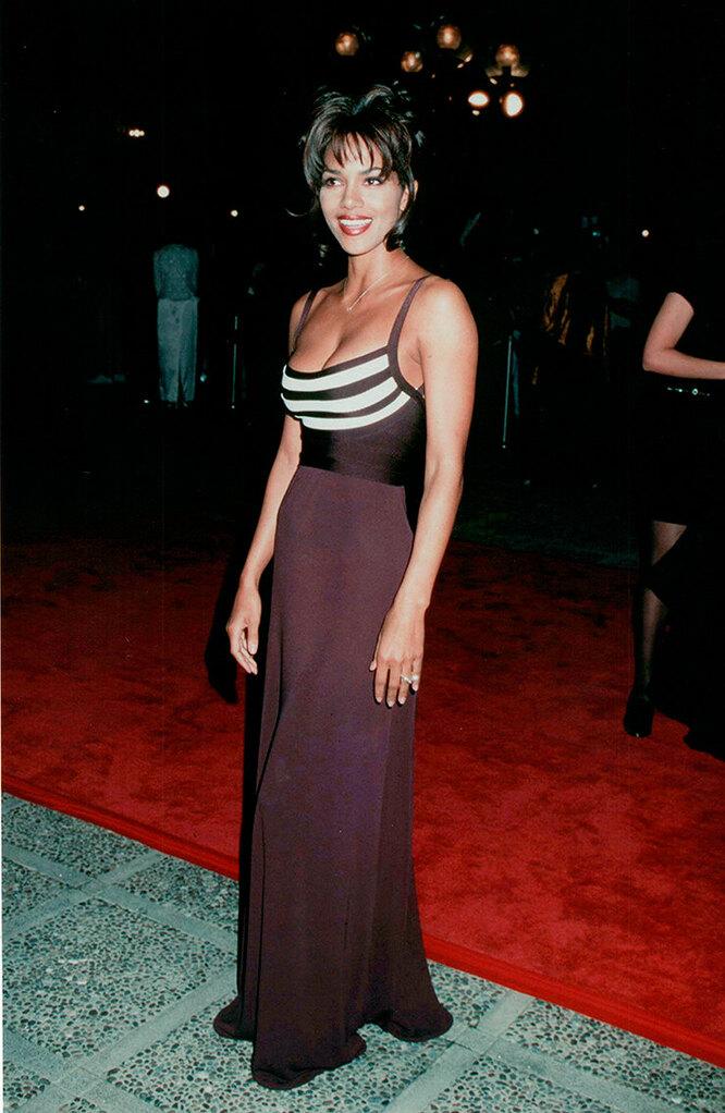 Холли Берри с 1990 по 1995