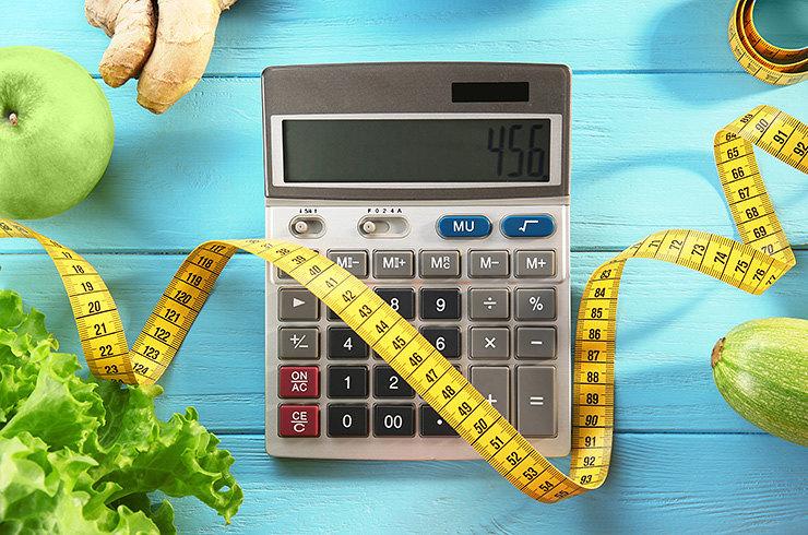 Калькулятор Дней До Похудения. Калькулятор калорий