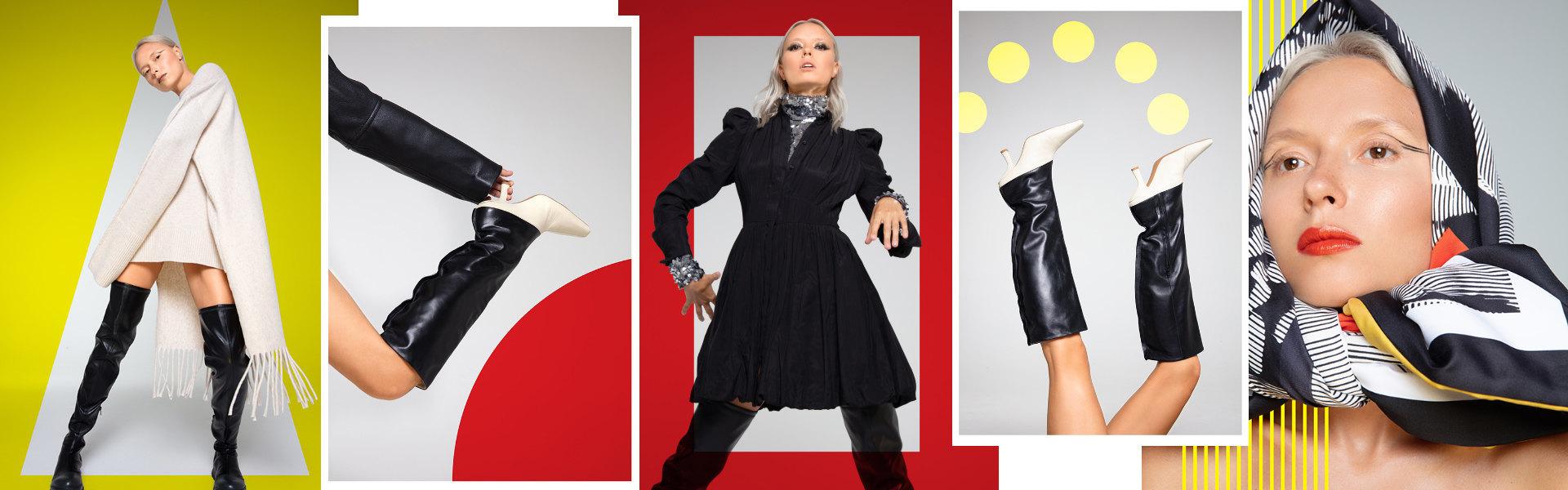 Городская ведьма: магия моды в новой коллекции H&M Studio