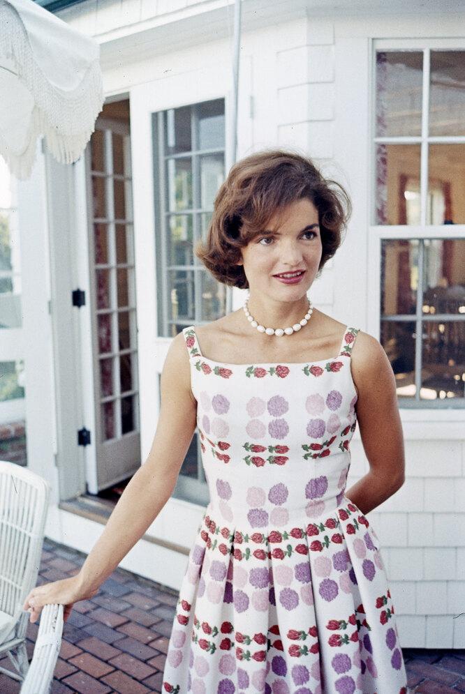 Жаклин Кеннеди в 1959 году
