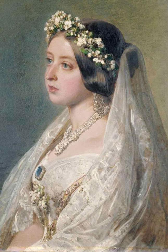 Королева Виктория, 1847