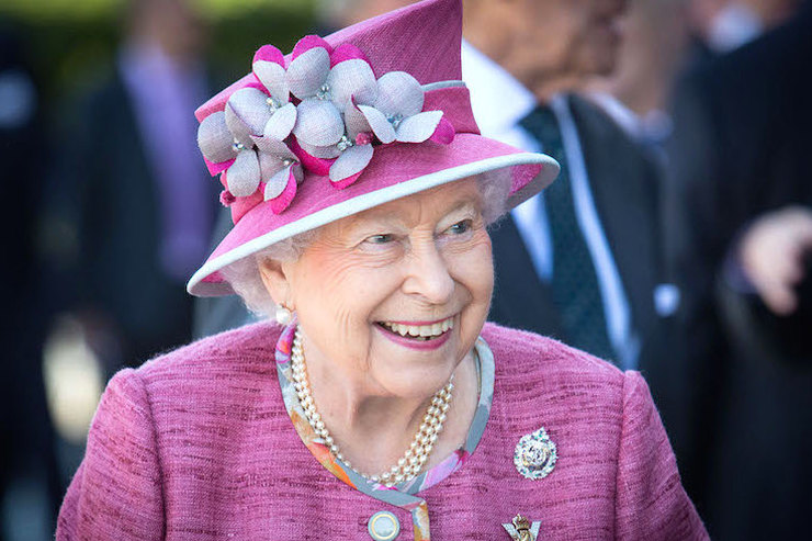 Под запретом: что королева Елизавета II никогда неест вресторане?