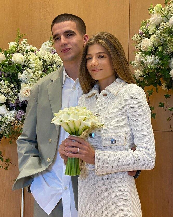 Федук и Александра Новикова