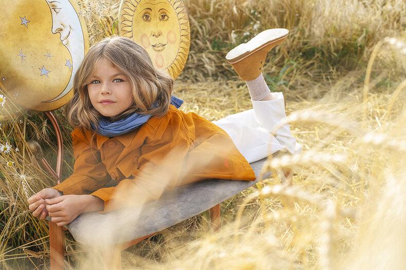 Над пропастью во ржи: детская мода нановый сезон