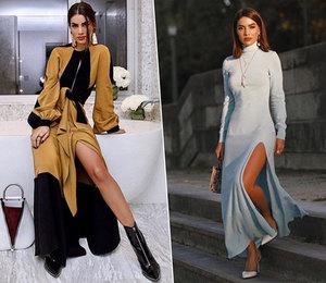 10 платьев инстаграм-блогеров, которые стоит купить в2019 году
