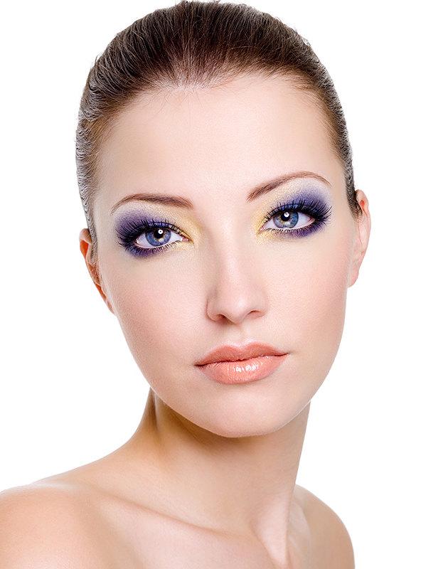 ошибки при нанесении макияжа фото