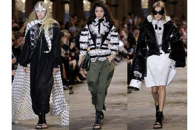 Вы поедете набал? Роскошные образы изновой коллекции Louis Vuitton