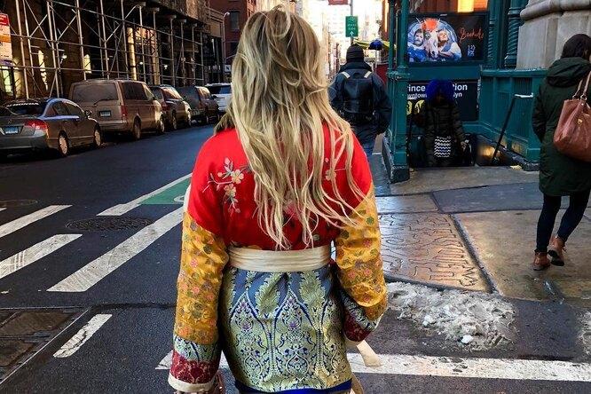 Странные, модные, яркие: появился Instagram-аккаунт собразами жителей Нью-Йорка