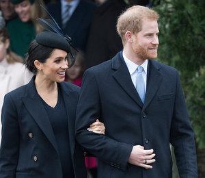 Меган Маркл и принц Гарри используют только экологичные материалы для детской