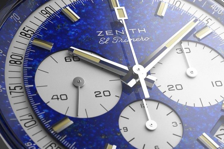Zenith иаукционный дом Phillips объединились длясоздания хронографа El Primero